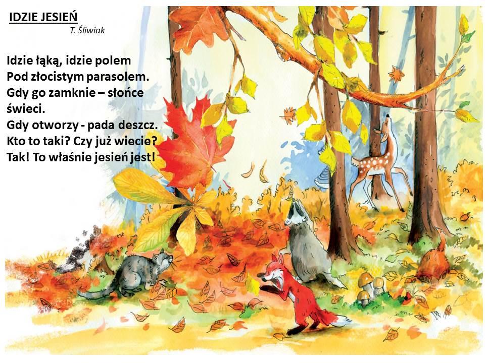 Jesienny Wierszyk Daskalia